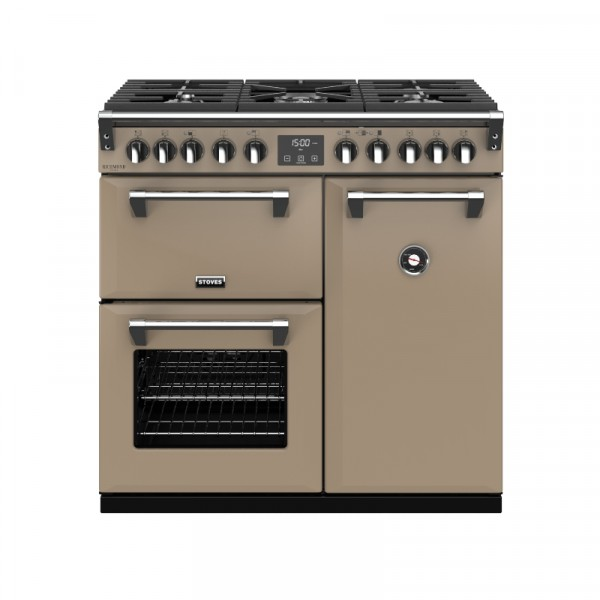 Stoves RIDXS900DFCBBG Richmond Deluxe Range Cooker in Brave Ground 444411269 Launceston