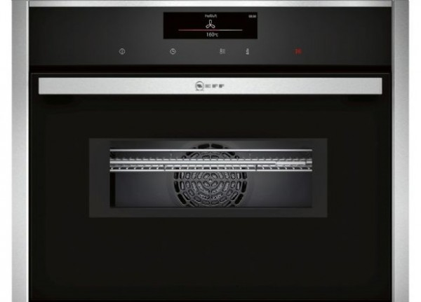 Neff C28MT27NOB Compact Oven With Microwave
