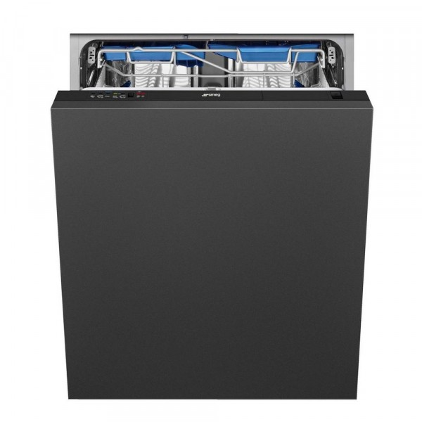 Smeg DI13EF2 Built In Dishwasher in Black Launceston Cornwall