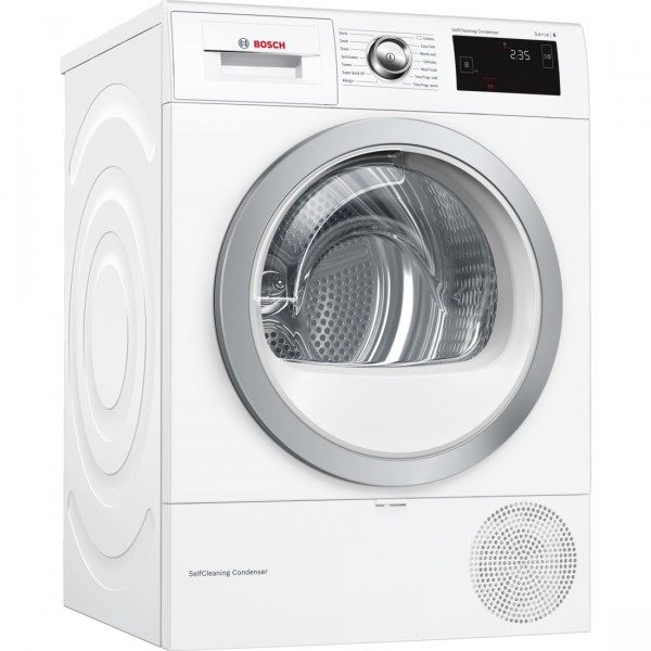 Bosch WTW87660GB Heat Pump Condenser Dryer