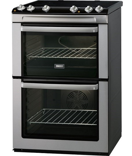 Zanussi ZCV668MX 60cm Electric Cooker