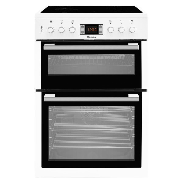 Blomberg HKN63W 60cm Electric Cooker