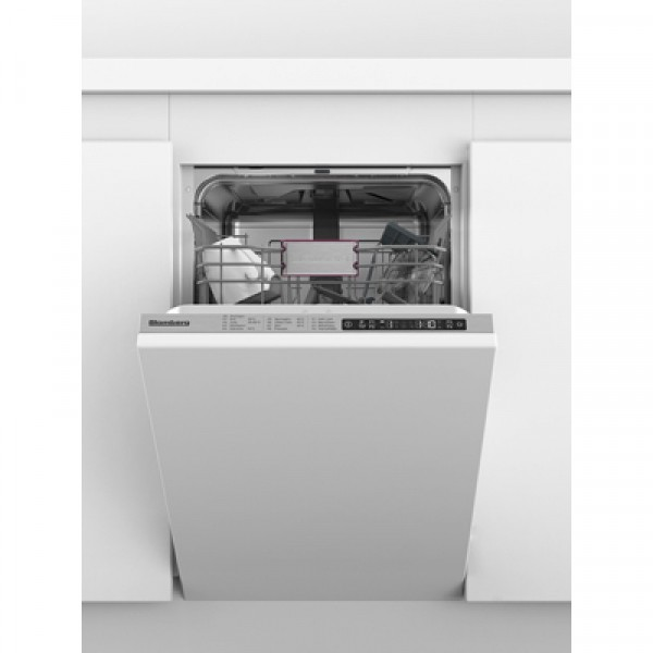 Blomberg LDV02284 Built In Slimline Dishwasher