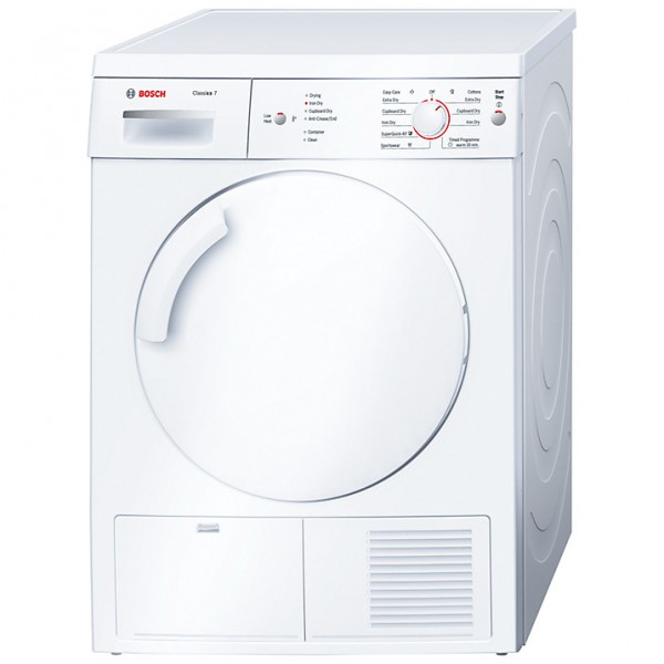 Bosch WTE84106GB Condenser Dryer