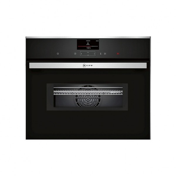 Neff C27MS22NOB Compact Oven With Microwave