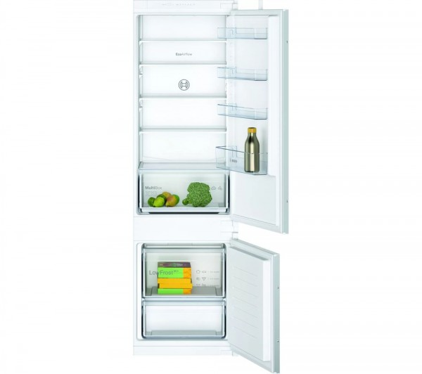 Bosch KIV87NSF0G Serie 2 Built In Fridge Freezer Launceston