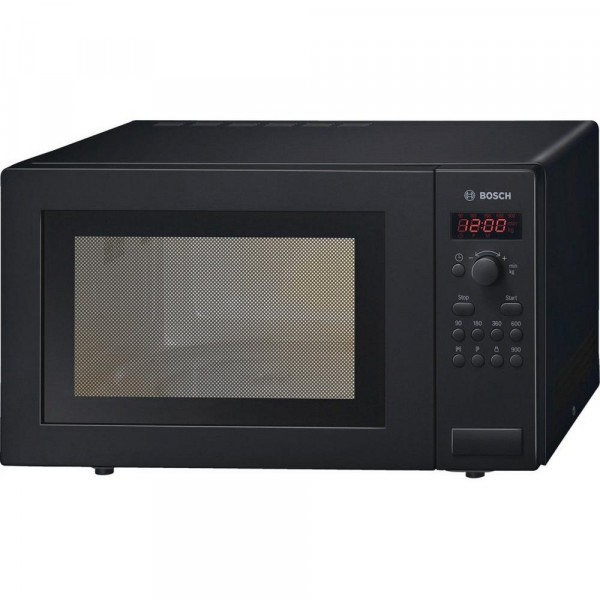 Bosch HMT84M461B 25L Microwave in Black Launceston Cornwall