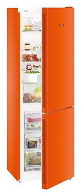 Liebherr CNNO4313 No Frost Fridge Freezer Neon Orange Launceston
