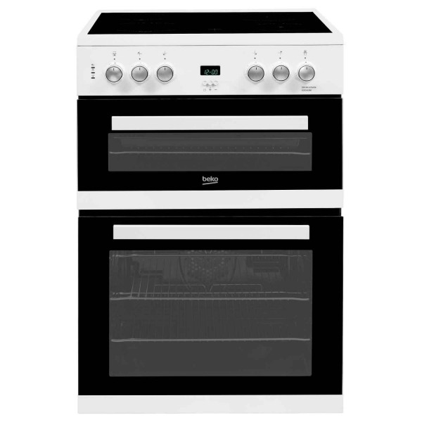 Beko EDC633W 60cm Electric Cooker