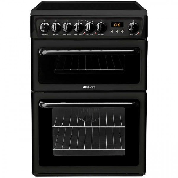 Hotpoint HAE60KS 60cm Electric Cooker