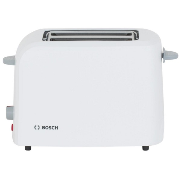 Bosch TAT3A011GB Toaster In White