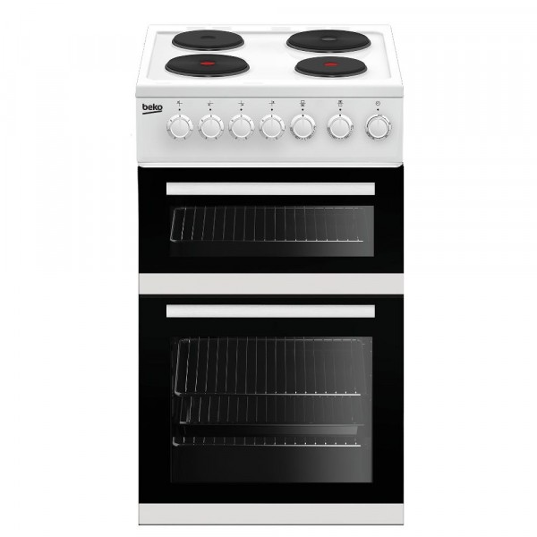 Beko EDP503W 50cm Electric Cooker