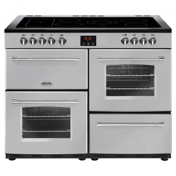 Belling Farmhouse 110E 110cm Cream Range Cooker 444444149