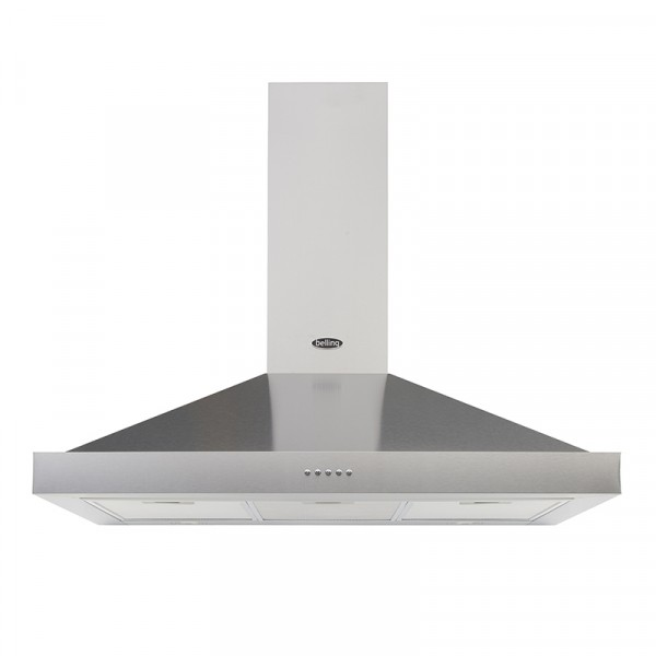 Belling Classic Chimney Hood 100cm 444410349