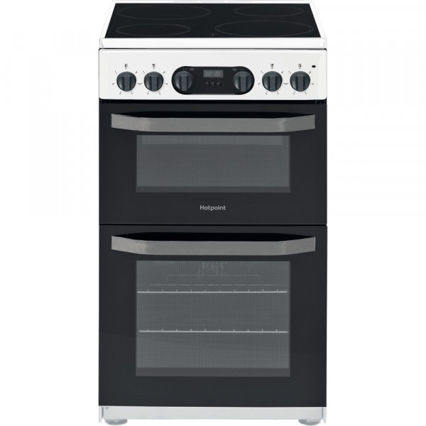 Hotpoint HD5V93CCW Cooker Launceston