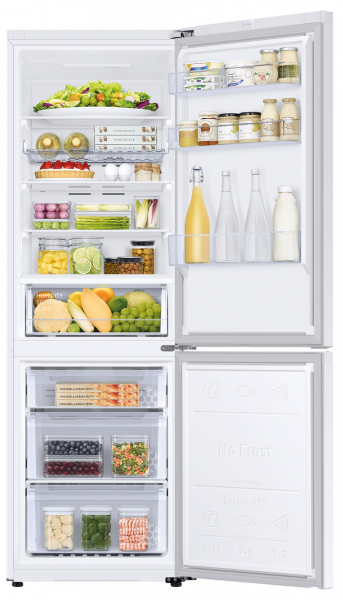 Samsung RB34T602EWW 60cm Frost Free Fridge Freezer Launceston