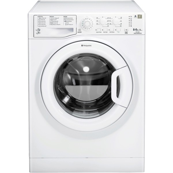 Hotpoint FDEU8640P Washer Dryer