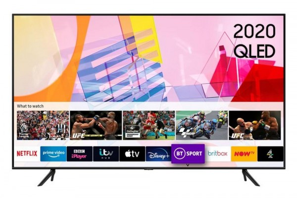 "Samsung QE85Q60TAUXXU 85"" QLED Smart TV Launceston"