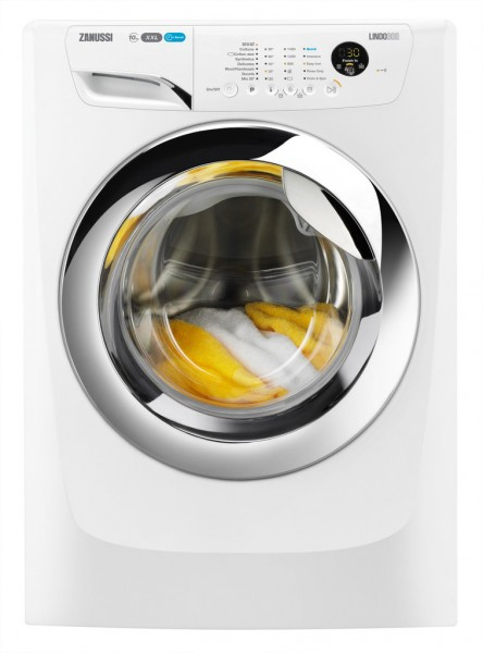 Zanussi ZWF01483WH Washing Machine