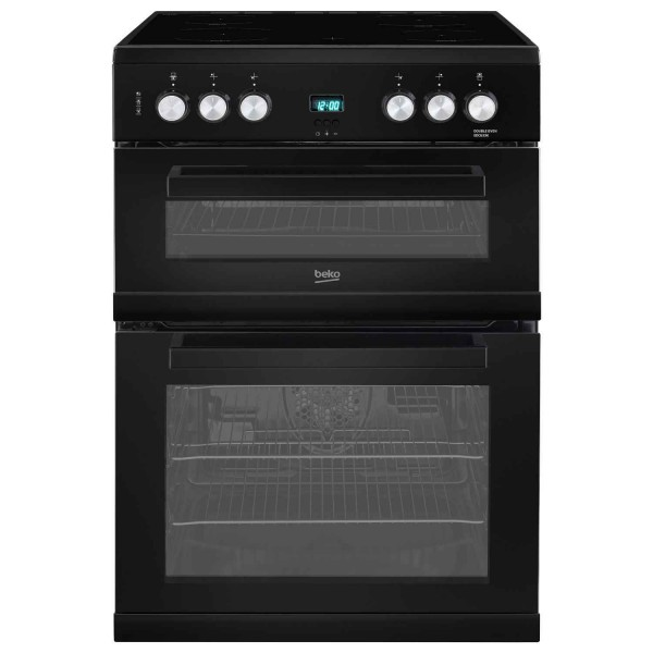 Beko EDC633K 60cm Electric Cooker