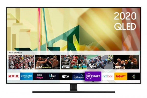 "Samsung QE55Q70TATXXU 55"" Smart TV Launceston"