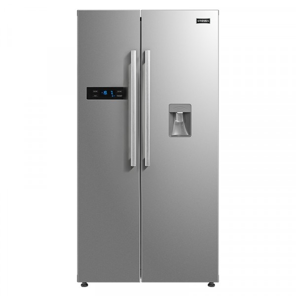 Stoves SXS909WTD Stainless American Fridge Freezer Cornwall & Devon