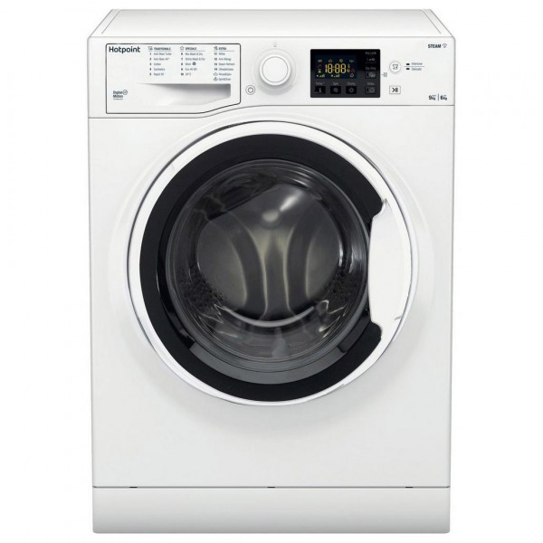 Hotpoint 1400 spin 9kg wash 6kg dry Washer Dryer RDGE9643WUKN