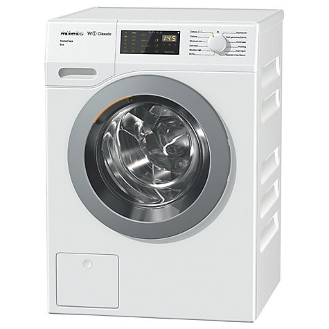 Miele WDB036 Freestanding Washing Machine, 7kg Load, A+++ Energy Rating, 1400rpm Spin