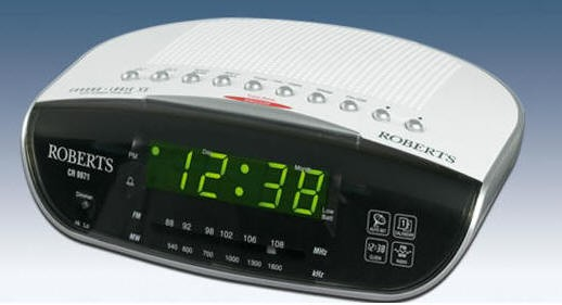 Roberts CR9971 Clock Radio
