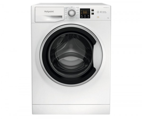 Hotpoint NSWE963CWSUKN 9kg 1600 Spin Washing Machine - White