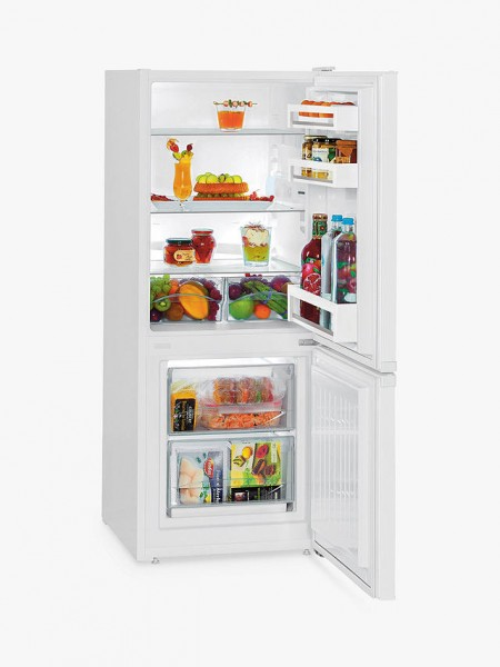 Liebherr CU2331 Freestanding Fridge Freezer, A++ Energy Rating, 55cm Wide