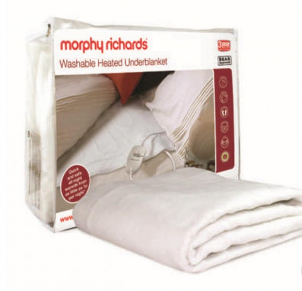 Morphy Richards 75183 single blanket