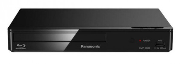 Panasonic DMPBD84EBK smart bluray player