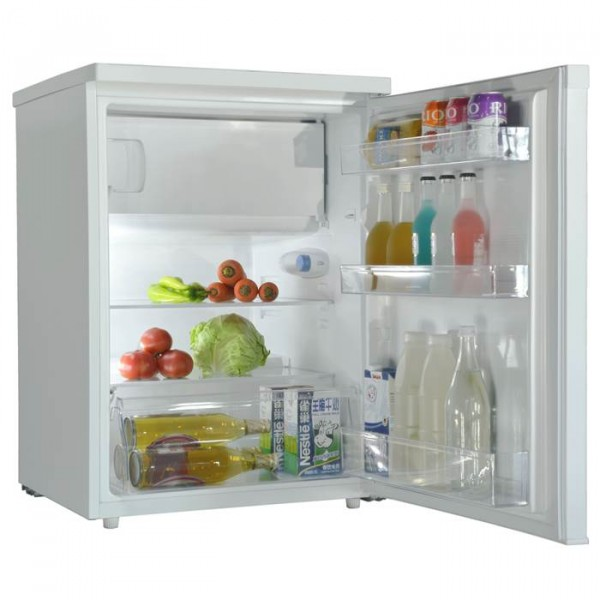 Iceking RK6129W 60cm Wide Under Counter Fridge with 4 star ice box