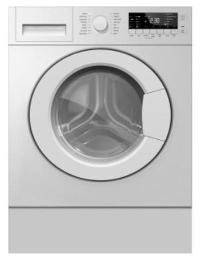 Blomberg LRI285410W Built In Washer Dryer - Free 5 Year Warranty