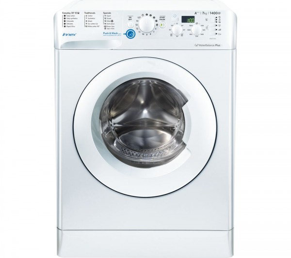 Indesit BWD71453W Washer 1400spin 7kg load