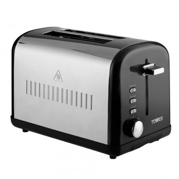 Tower T20014BLACK toaster
