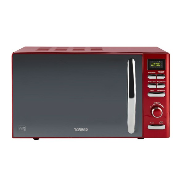 Tower T24019RED microwave oven