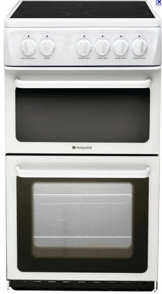 Hotpoint HAE51PS cooker
