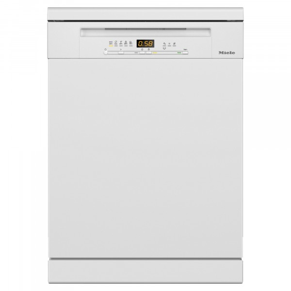 Miele G5210SCWH G 5210 SC WH 14 Place Dishwasher