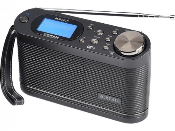 Roberts Radio Stream 104 DAB radio with Internet and media streaming
