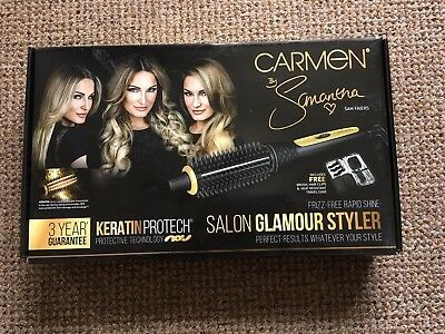 Carmen C81047 heated curling set
