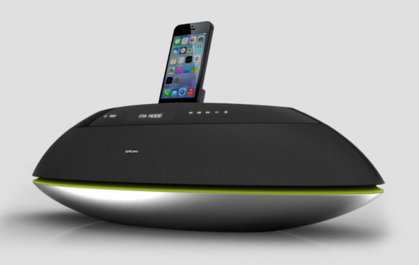 Otone Soundship portable speaker / dock