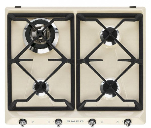 Smeg SR964PGH Built in Gas Hob
