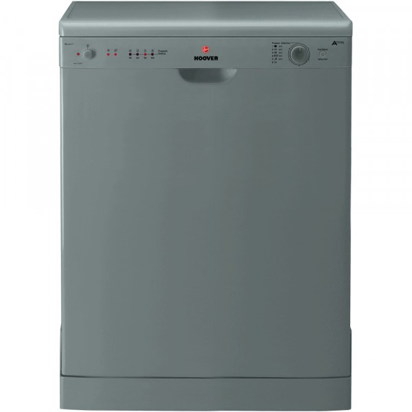 Hoover HED122S Full Size Dishwasher in Silver