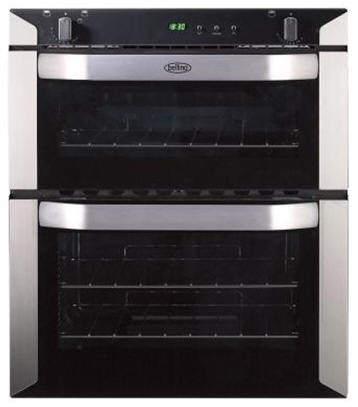 Belling BI70GS Built Under Double Gas Oven