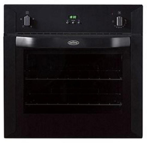 Belling BI60FPBLK Built in Single Oven