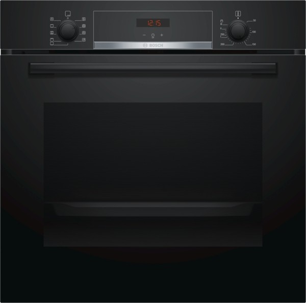 Bosch HBS534BBOB Black Single Oven