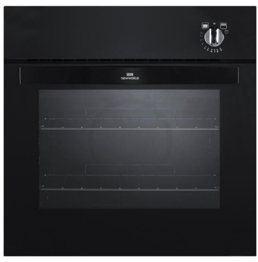 Newworld NW601GBLK Single Gas Oven