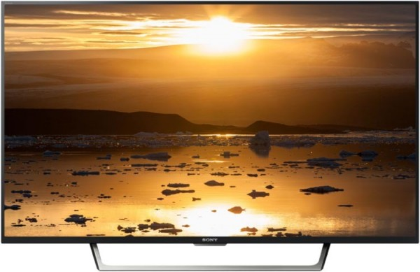 "Sony KDL-43WE753BU 43"" 1080P smart TV"